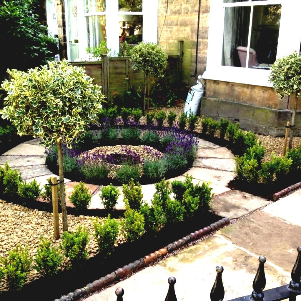 Diy Front Yard Landscaping Ideas On A Budget Gardening ... on Courtyard Ideas On A Budget id=57018