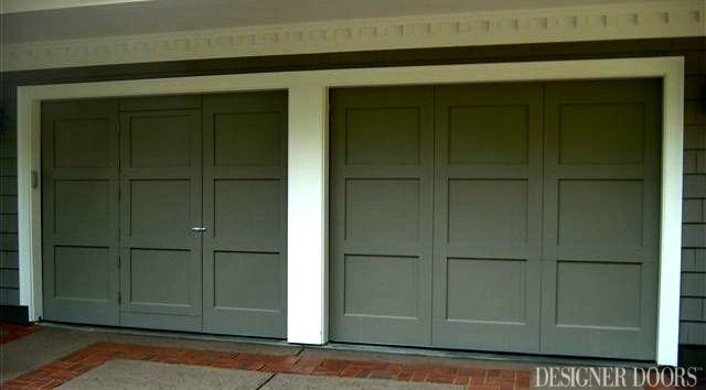 Residential Wicket Door Wicket Door Pinterest Doors And Garage