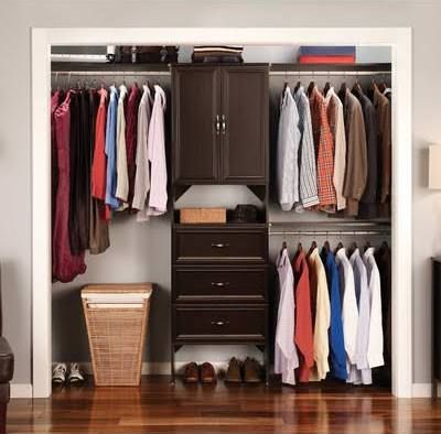 reach in closet system small walk in closits small wooden walk