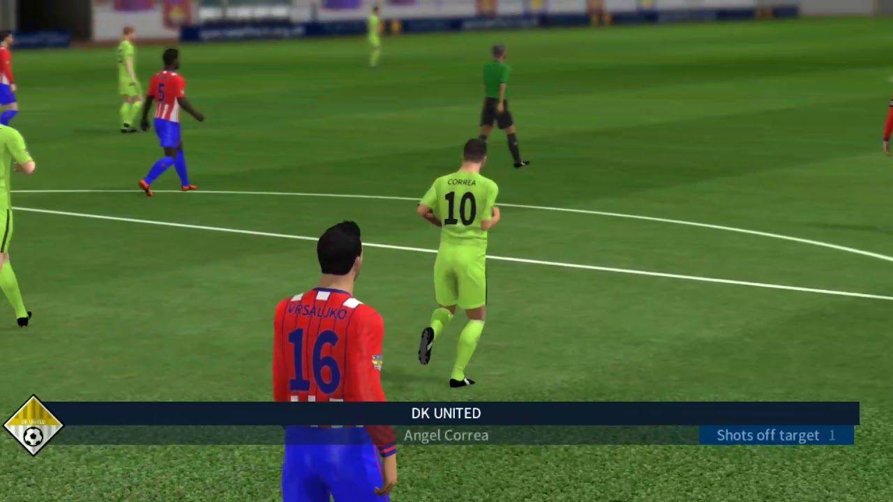 Dream League 2018 Ios Android Season 4 Game 6 1080p
