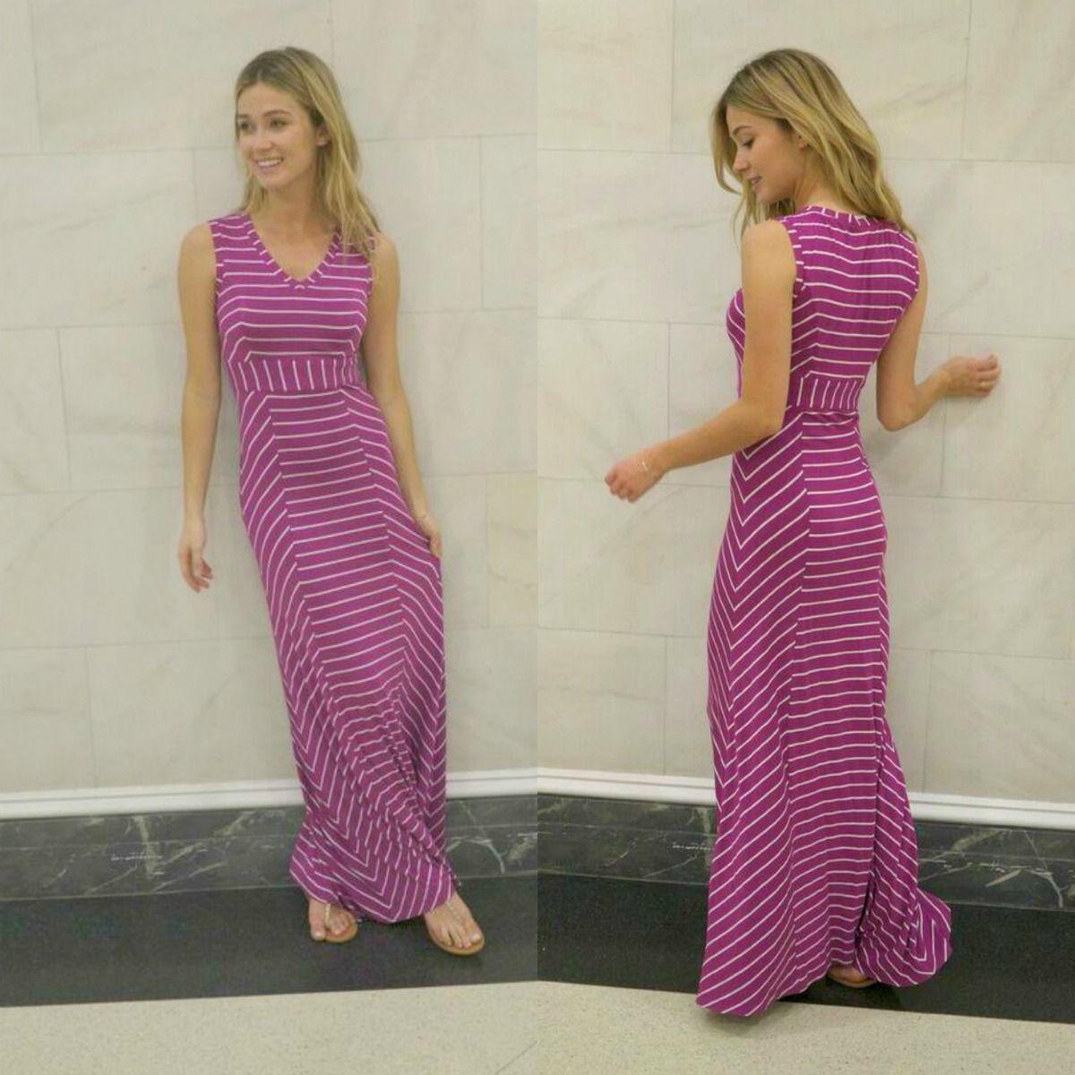 Butterick B6449 maxi dress sewing pattern for knits. | Maxi Dress ...