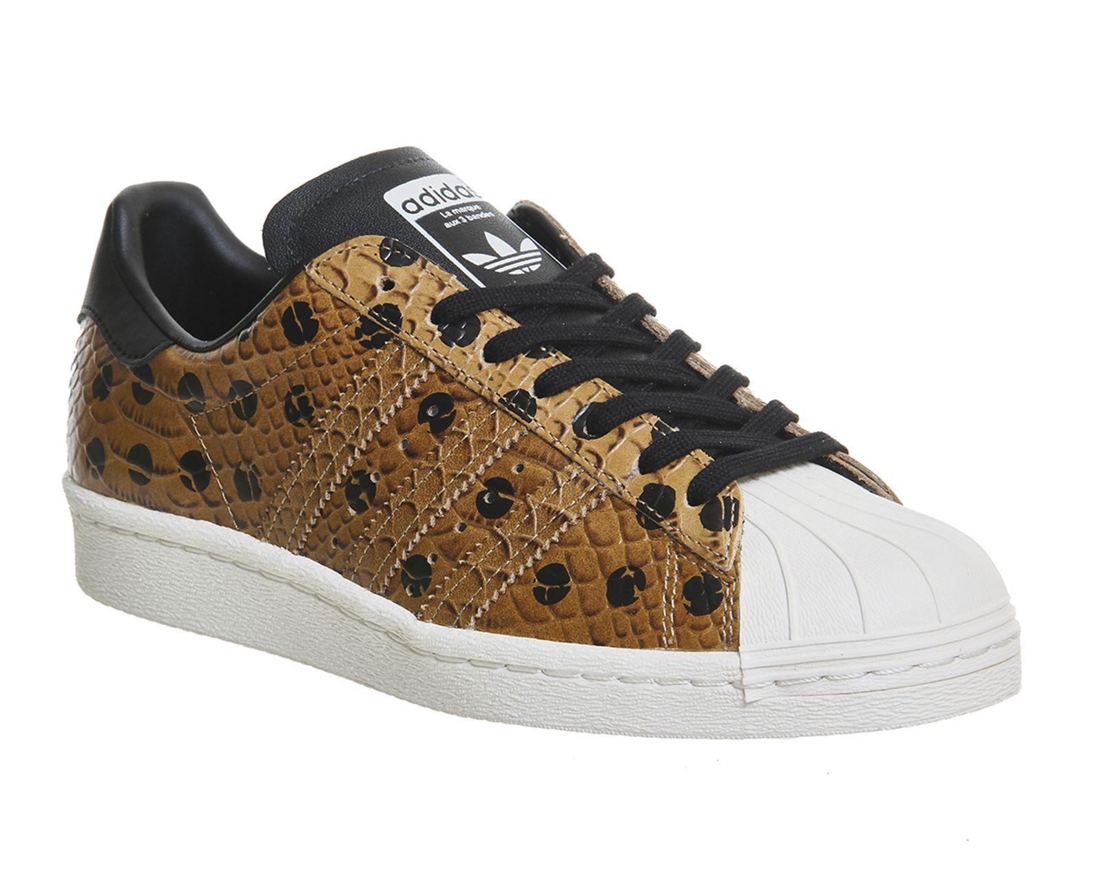 Adidas Sneakers Superstar 80s Snake Polka Dot