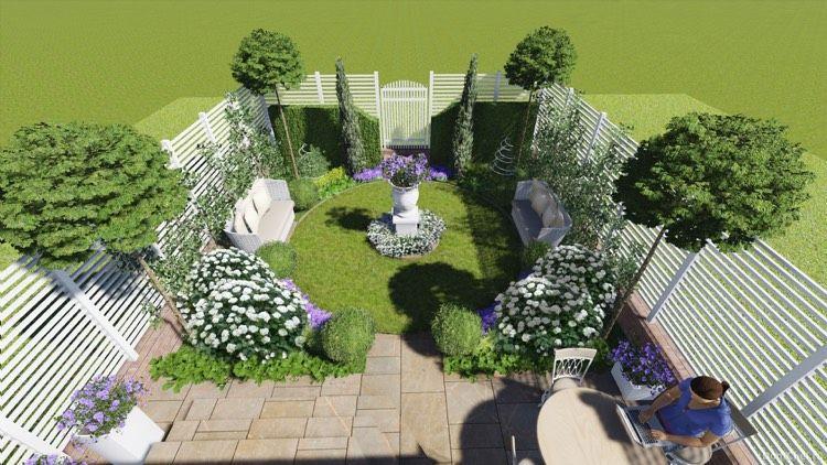 Kleinen Garten gestalten mit wenig Geld - Nützliche Tipps und - garten anlegen tipps