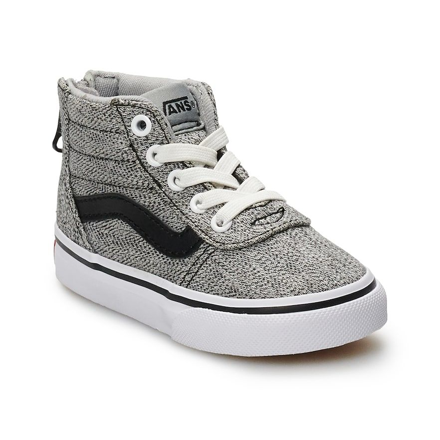 86c92736c9a Vans Ward Zip Toddlers  High Top Sneakers