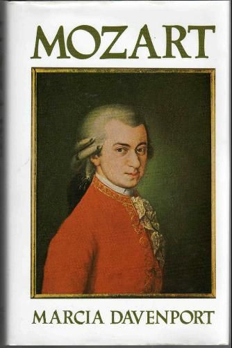 I first discovered this book at a garage sale in the 80's and it's still a favorite.  Written in 1932 it is, in my opinion, the best Mozart biography