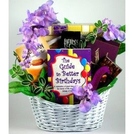 Birthday Surprise Birthday Gift Basket. & Birthday Surprise Birthday Gift Basket. | Birthday | Pinterest ...