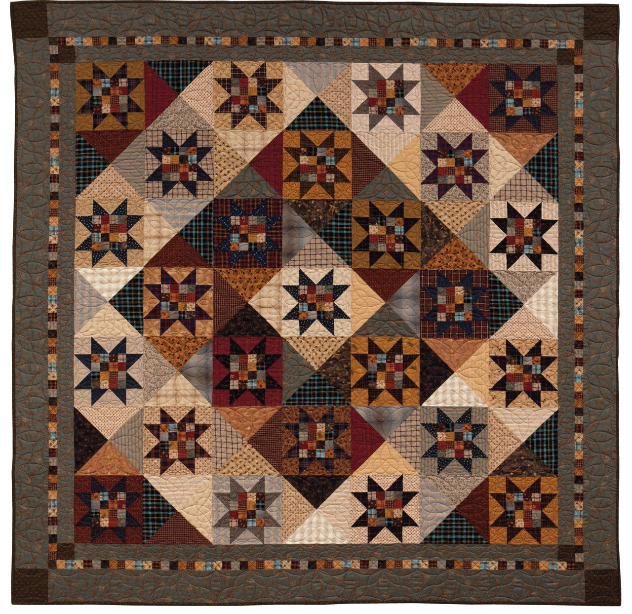 At Home with Country Quilts: 13 Patchwork Patterns: Cheryl Wall ... : country quilts patterns - Adamdwight.com