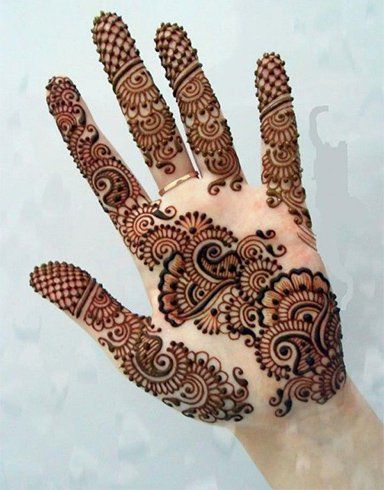 32 Latest Arabic Mehndi Designs To Inspire From Henna Patterns