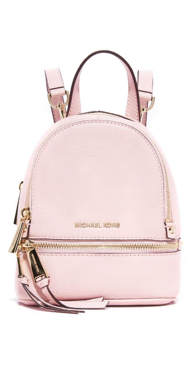 16fba51b66 MICHAEL Michael Kors Rhea Mini Backpack