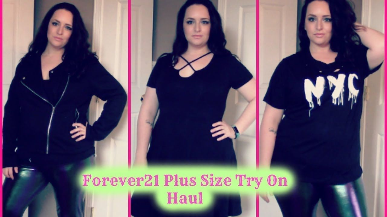 156b7911e14 Plus Size Clothing Haul + Try On