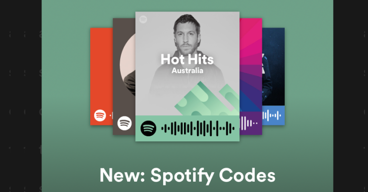 Scan these new QRstyle Spotify Codes to instantly perform