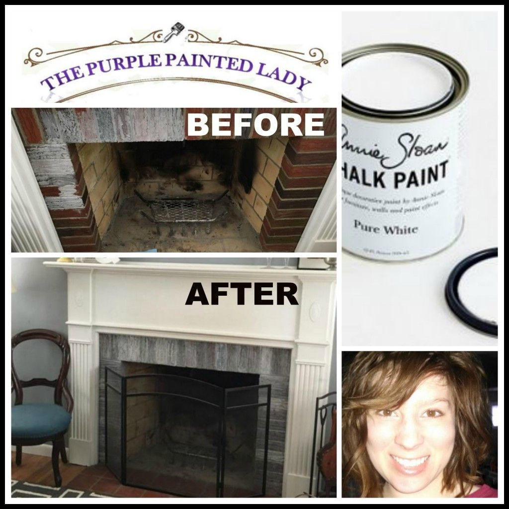the purple painted lady pure white chalk paint annie sloan