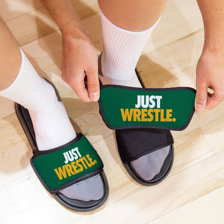 Wrestling Repwell Slide Sandals  Just Wrestle  Products
