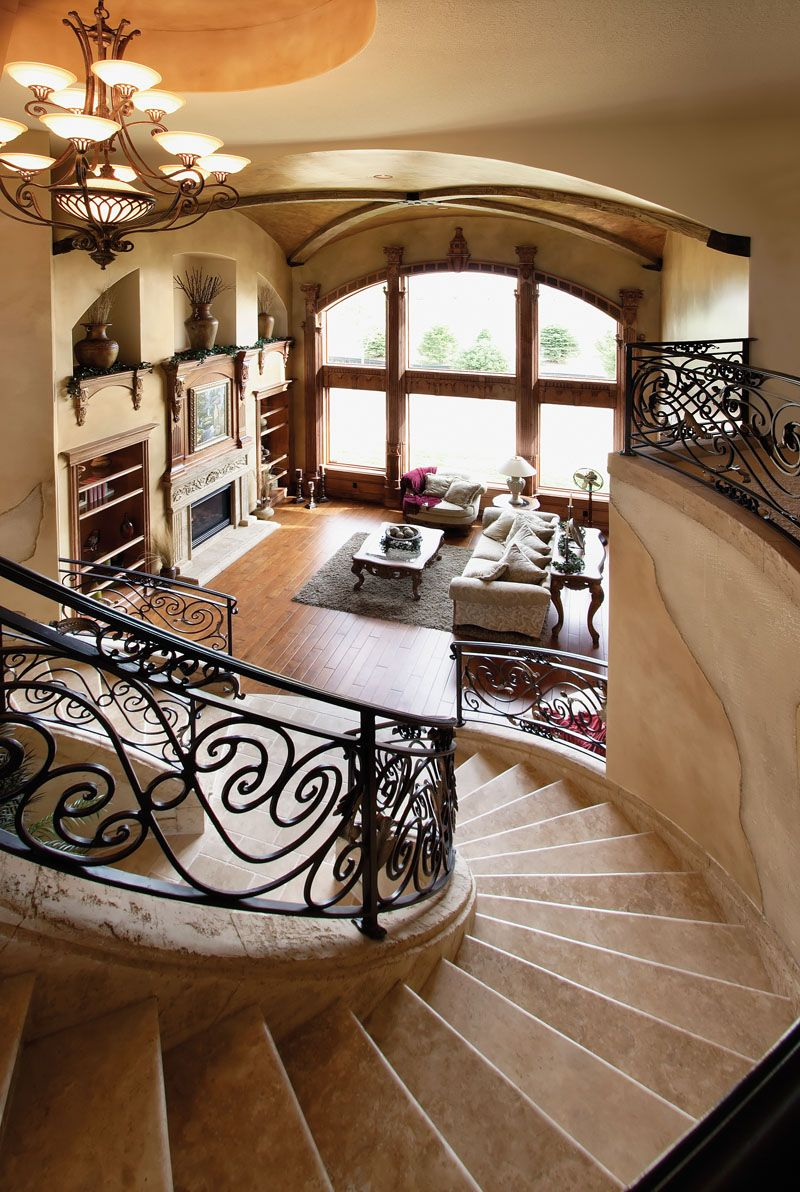 Italian houses on pinterest celebrities homes for Great room home designs