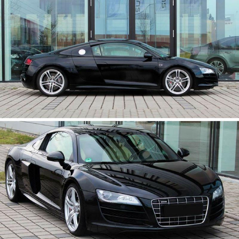 Rent Audi R8 V10 2009 In Germany Starting From 265 Day Audi R8 V10 German Germany Car Auto Cars Automotive Black Spor Audi R8 V10 Audi Audi R8