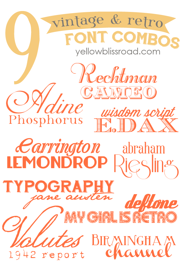 Pin On Make The Cut Fonts