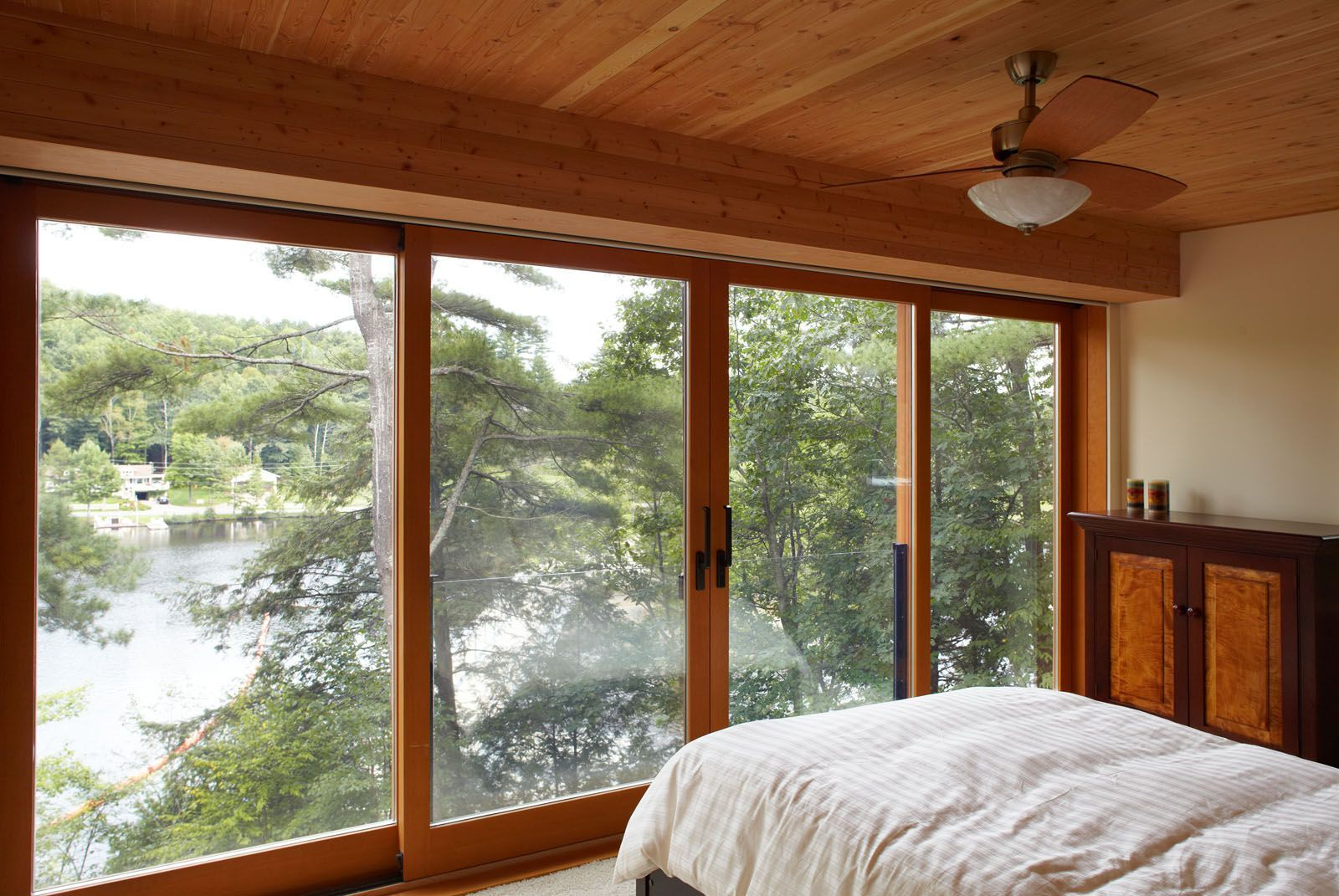 Above exterior window decor  marylakeresidence  bedrooms with a view  pinterest  mary