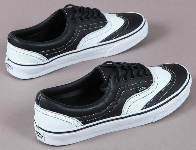 Vans Era Wingtip Leather  b62d44466
