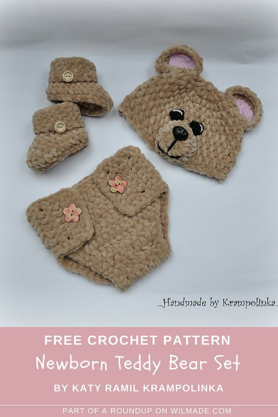 10 free baby crochet patterns for shower gift ideas - free pattern roundup