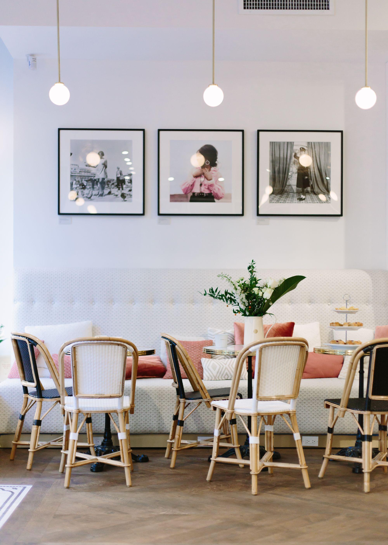 Nyc guide sézane restaurant design and interiors