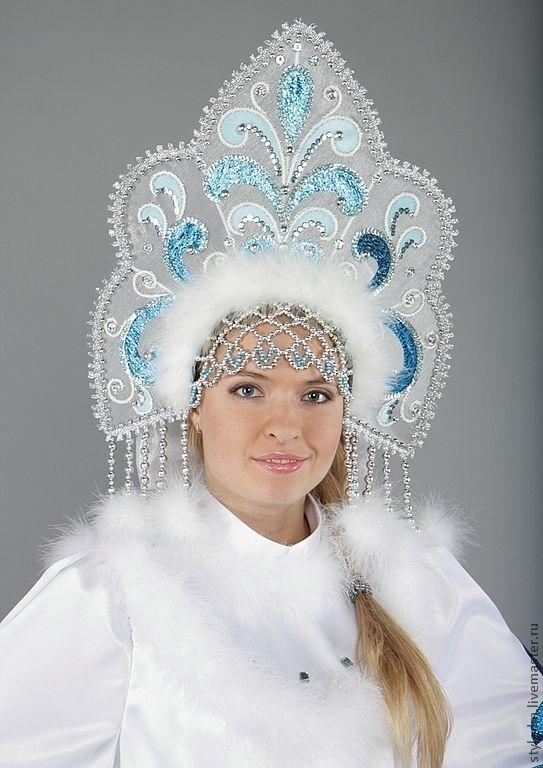 Корона снегурочки своими руками фото 160
