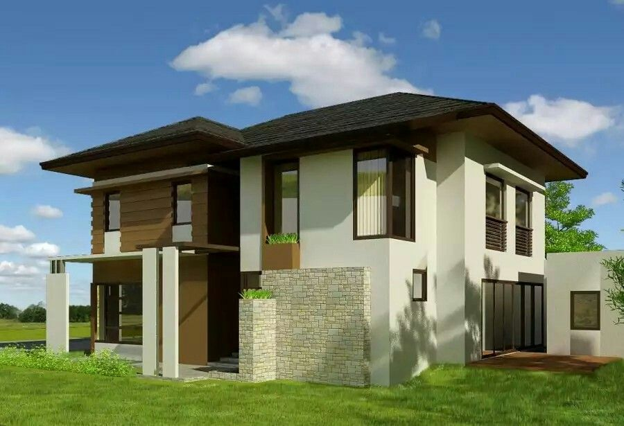 Pin By Charles Dumancas On Housing Philippines House Design House Design Philippine Houses