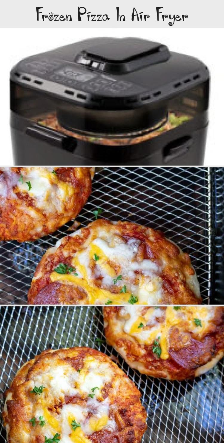 Frozen Pizza In Air Fryer Air fryer recipes, Frozen