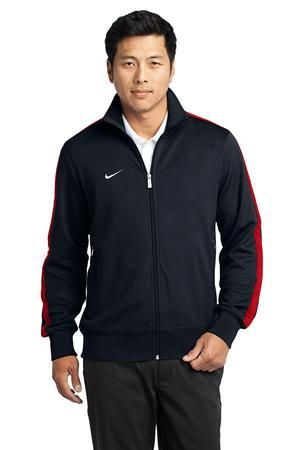 Nike Golf 483550 N98 Track Jacket #nikegolf #golfapparel #jacket