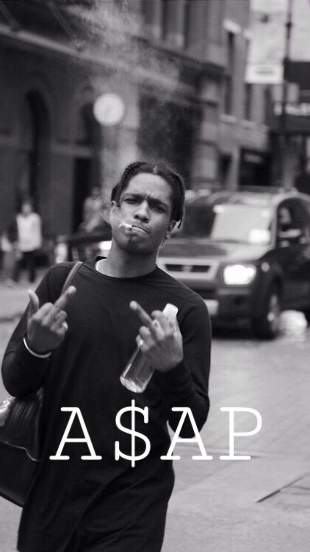 ASAP Rocky iPhone 5 Wallpaper WallpaperSafari (с