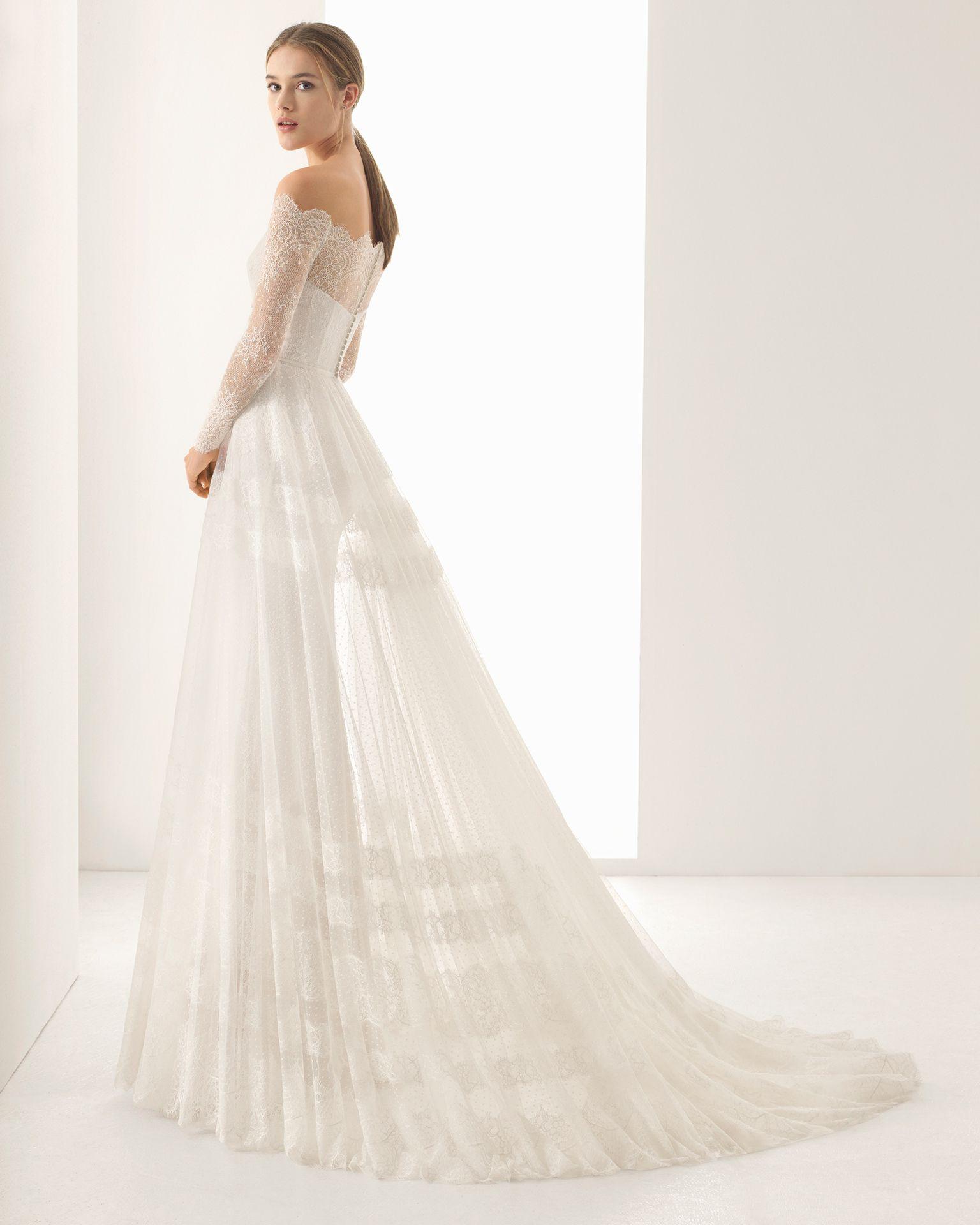 PARIS - Hochzeit 2018. Kollektion Rosa Clará Couture   Rosa clará ...