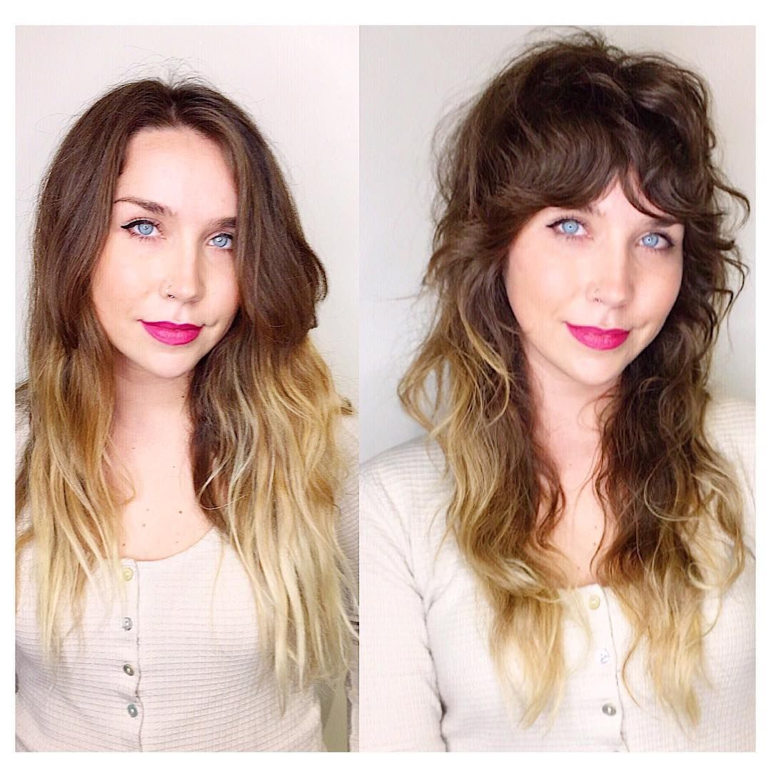 E D O S A L O N On Instagram 70 S Inspired Effortlesshair Natural Texture Brought Out By Using Orga Thick Hair Styles Medium Hair Styles Braids With Curls