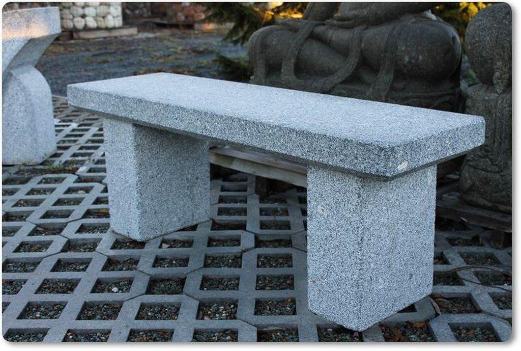 15 Gartenbank Granit Steinbank Gartenbank Garten