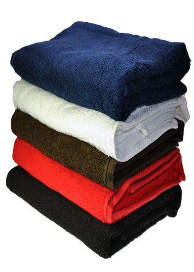 Set 5 handdoeken 50 x 100 cm.