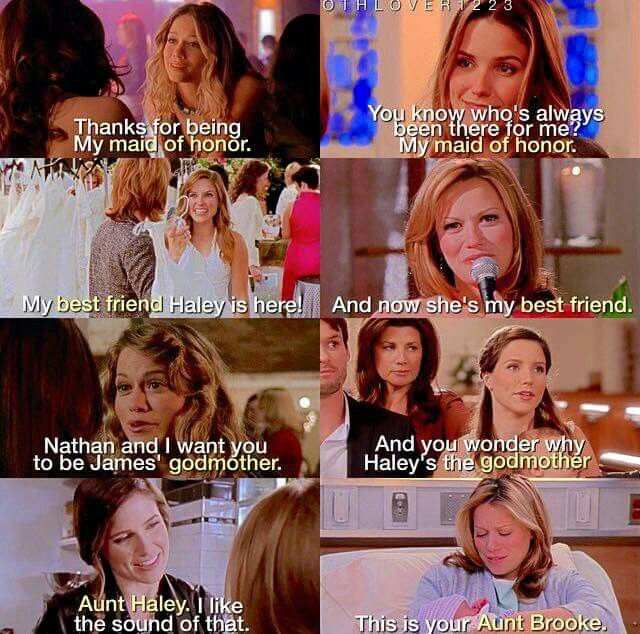 I honestly love so much how their friendship grows through the show.
