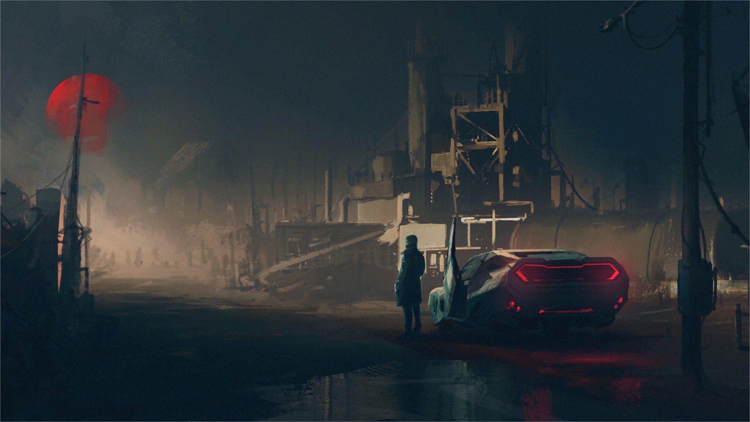 4k Blade Runner 2049 Wallpaper In 2020 Blade Runner Wallpaper Sci Fi Concept Art Blade Runner