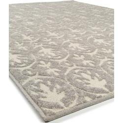Photo of benuta indoor & outdoor rug Summer light gray 133×190 cm – for balcony, terrace & garden benuta