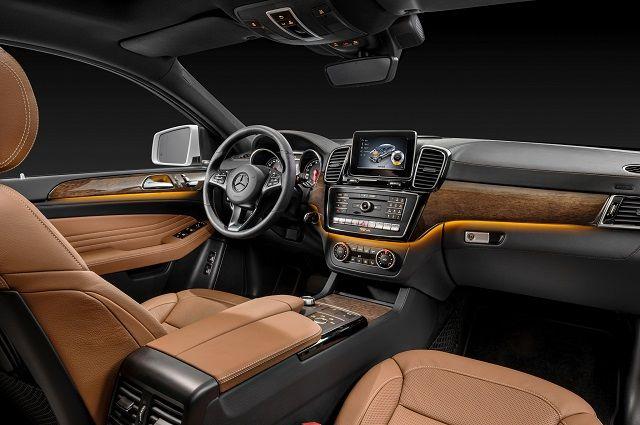 2016 Mercedes Ml Cl Interior
