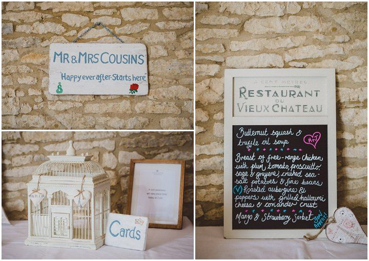 Jane and Mark's Vintage Parisian Wedding in the Cotsworlds with Lots of Pretty Pastels. By Rhys Parker