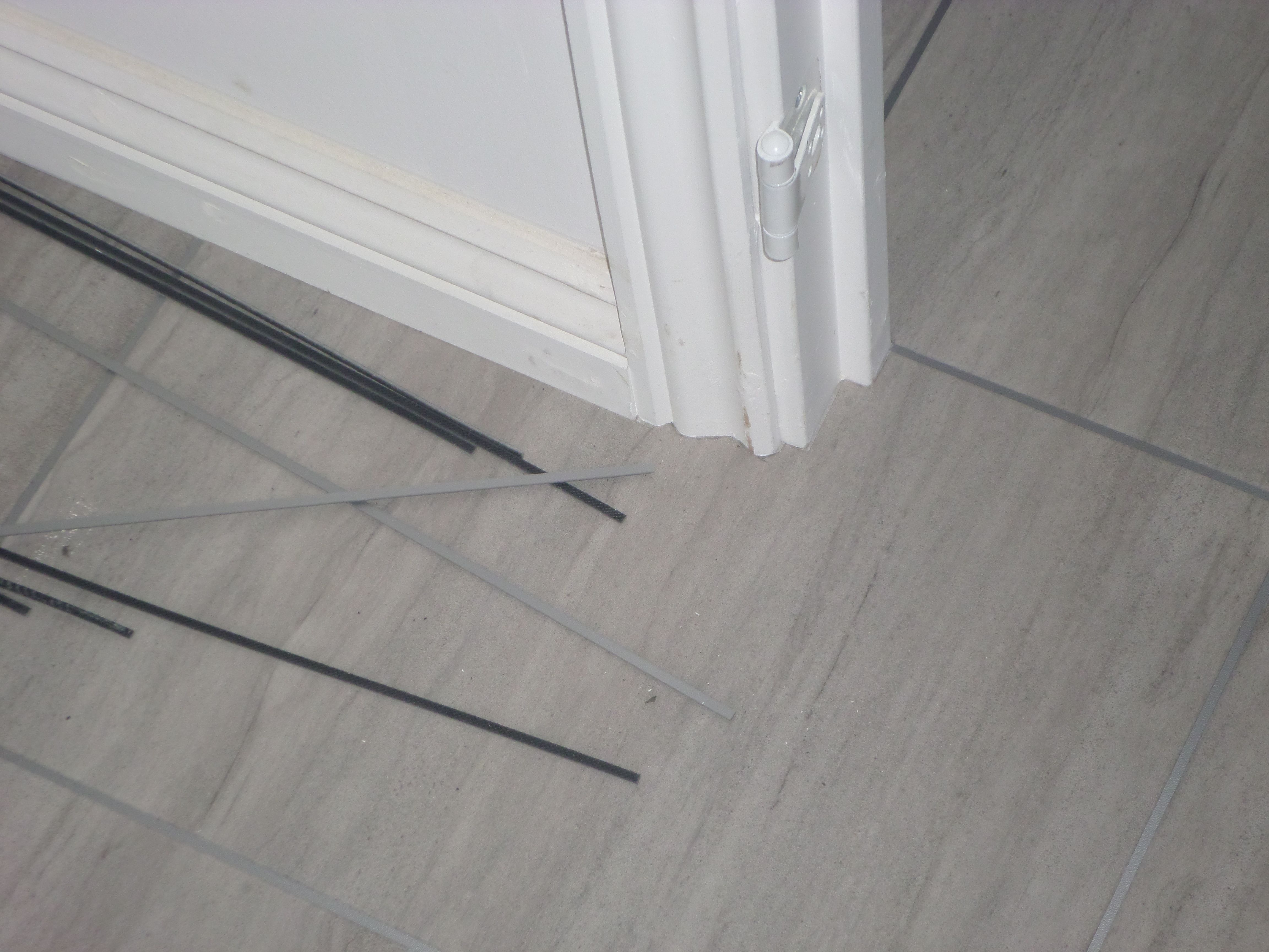 Amticoflooring Spacia With Feature Strip Mirus Feather