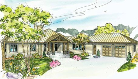 New House Plan Willow Creek 10 542