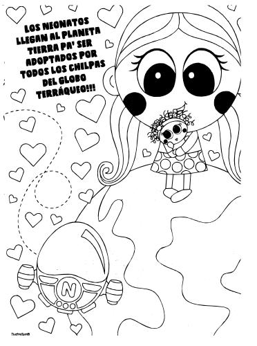 Ideas Y Material Para Fiestas Y Candy Bar Dibujos De Casimeritos Para Dibujar Imagenes De Casimeritos Colorear Para Ninos Dibujos