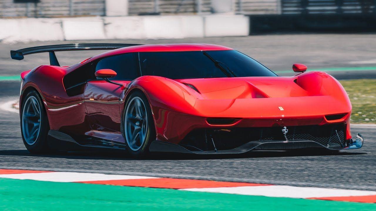 Ferrari P80 C Super Cars Ferrari Car