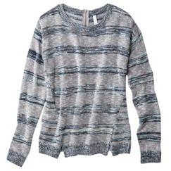 Marl Stripe Sweater : Target