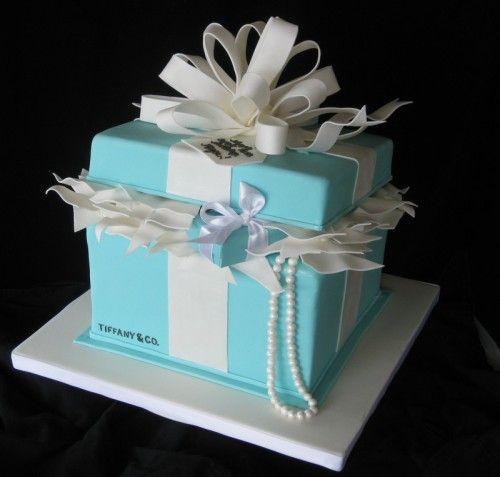 Something Blue Breakfast At Tiffanys Themed Bridal Shower