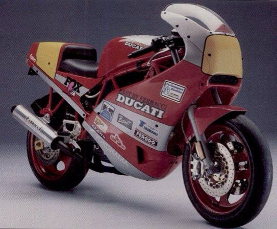 Fabian Cortez Ducati 750 Sport Sp Ducati Desmo Ducati 750 Ducati
