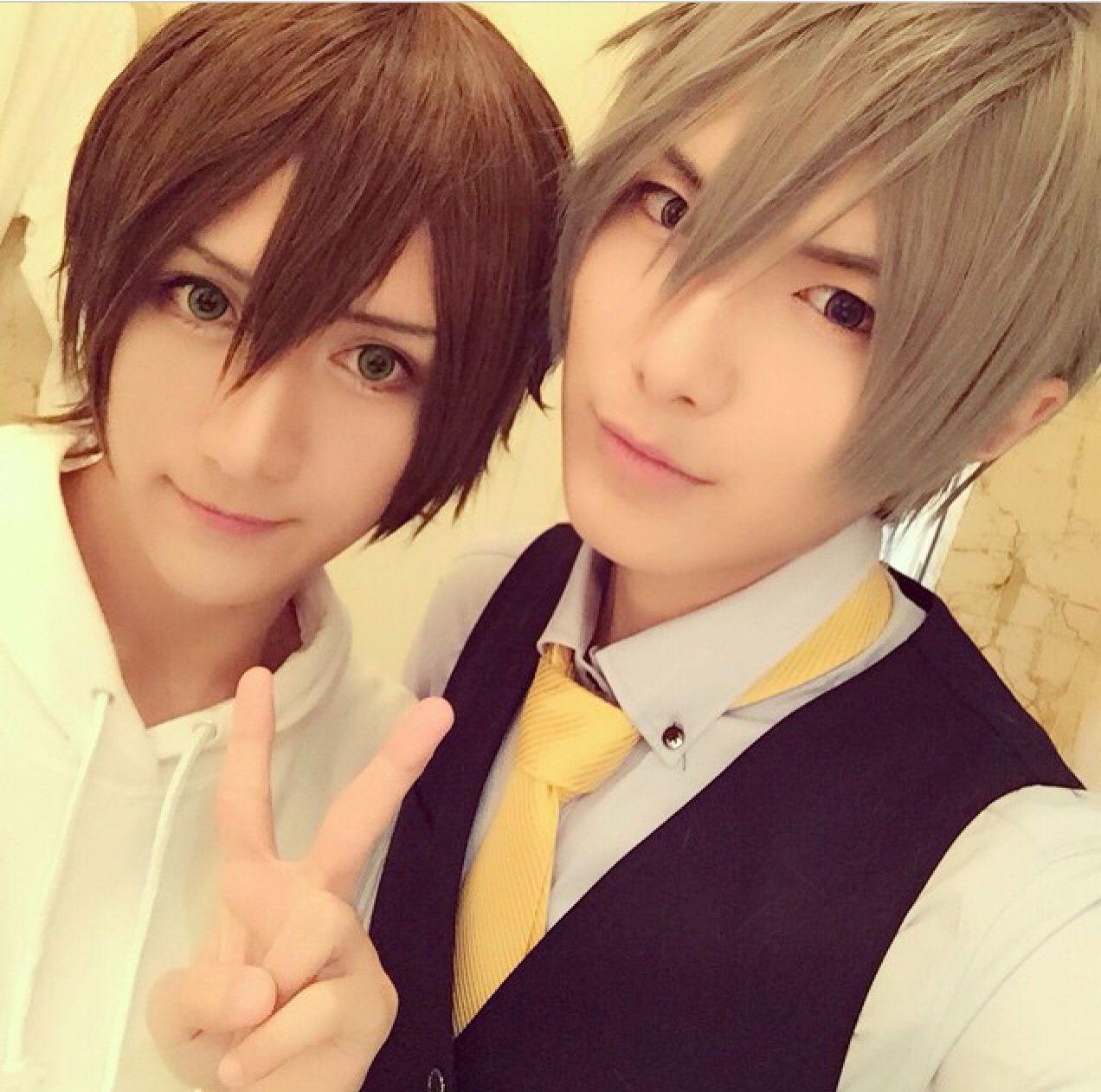 Hana and Baozi- Junjou Romantica | ♥¢σѕρℓαу♥ | Pinterest ...