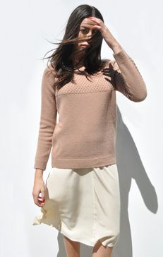 Anaïse / Vanessa Bruno Athé Knit Pullover