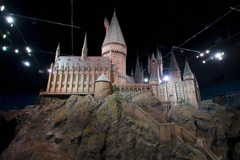 The Real Life Hogwarts Castle Revealed