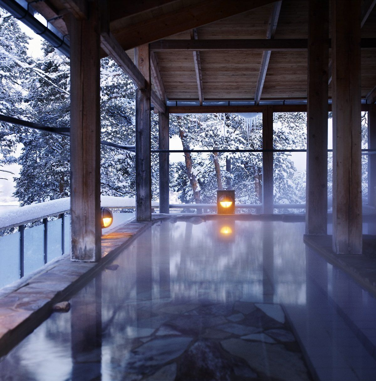 Yasuragi Hasseludden More Of A Spa Than A Hotel Luxury Accommodation Japanese Bath Japanese Spa