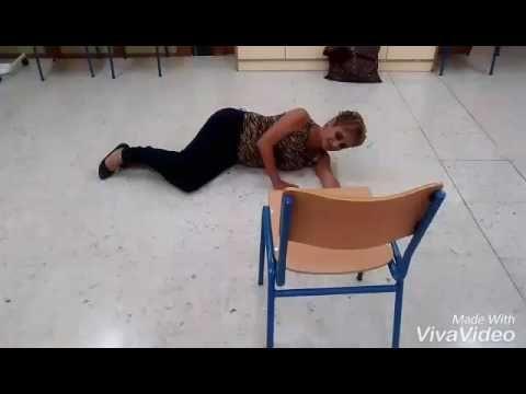 21. Como levantarse del suelo.(usuario independiente)